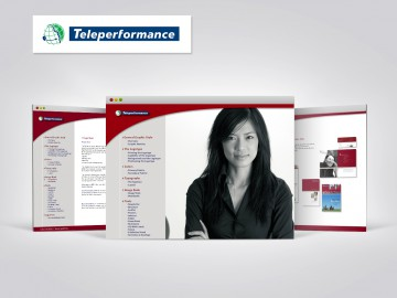 Teleperformance Brand guidelines
